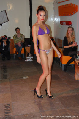 Devorah Rose Bikini Line Launch