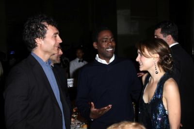 Doug Liman, Chris Rock, Natalie Portman