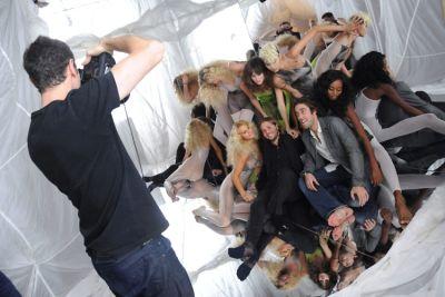 Jordan Doner, Adam Wolfson, Sloan Schaffer, Models, Atmosphere