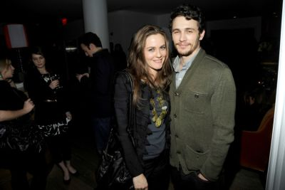 Alicia Silverstone, James Franco