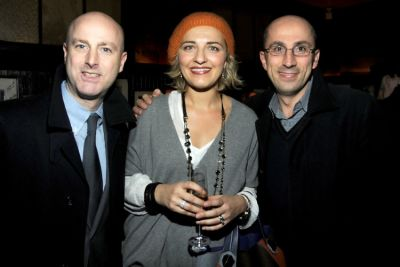 Peter Tannenbaum, Alexandra Giacometti, Marco Giacometti