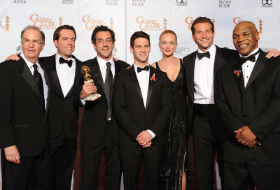 Ed Helms, Todd Phillips, Justin Bartha, Heather Graham, Bradley Cooper, Mike Tyson