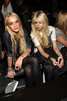 Lindsay Lohan, Dakota Fanning