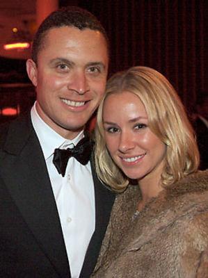 Harold Ford and Emily Threkeld