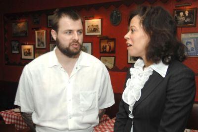 Chef Devon Gilroy, Michelle Paterson