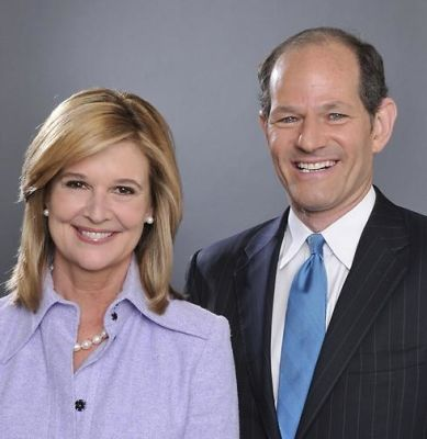 Kathleen Parker, Eliot Spitzer
