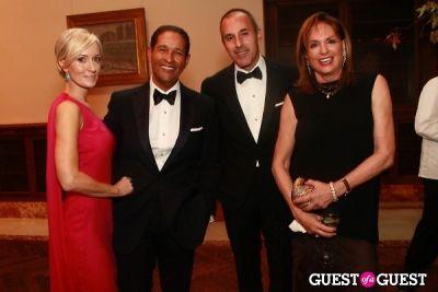 Hillary Gumbel, Bryant Gumbell, Matt Lauer,