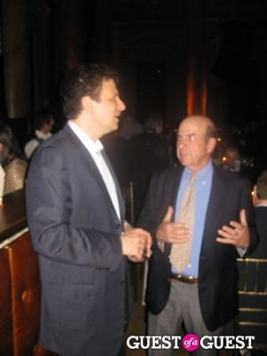 David Remnick and Calvin Trillin