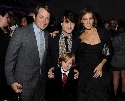 Matthew Broderick, Daniel Radcliffe, Sarah Jessica Parker