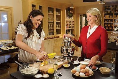 Jennifer Garner, Martha Stewart