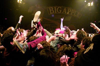 Big Apple Rock and Roll Circus