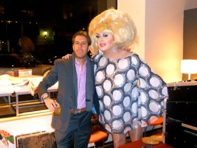 Justin Ross Lee, Lady Bunny