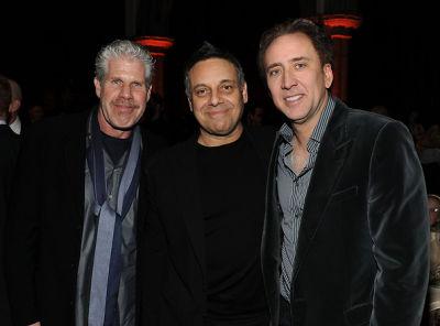 Ron Perlman, Dominic Sena, Nicholas Cage