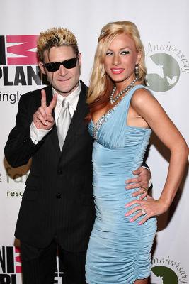 Corey Feldman, Jessica Steward