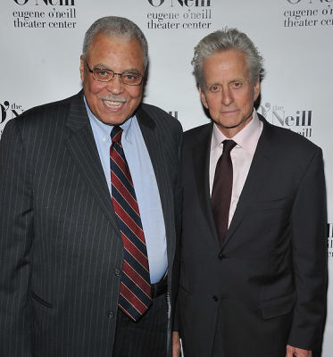 James Earl Jones, Michael Douglas