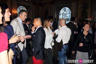 Julien Marinetti exhibition party