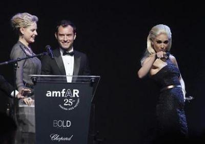 Kelly Osbourne, Jude Law, Gwen Stefani