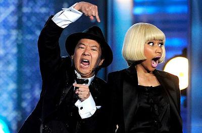 Ken Jeong, Nicki Minaj