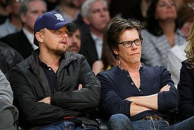 Leonardo DiCaprio, Kevin Bacon
