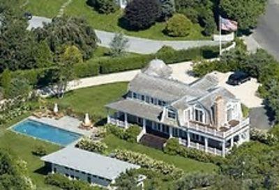 Nancy Shevell's Hamptons home