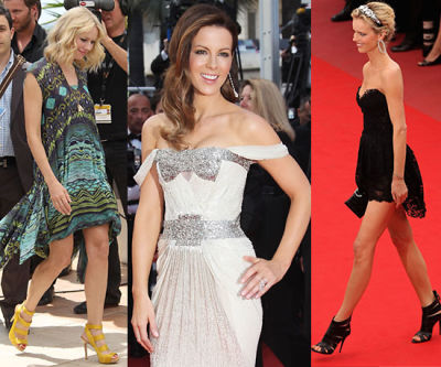 Naomi Watts, Kate Beckinsale, Eva Herzigova