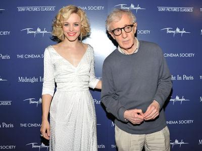 Woody Allen, Rachel McAdams