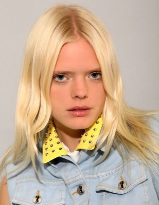 Yellow Studded Collar