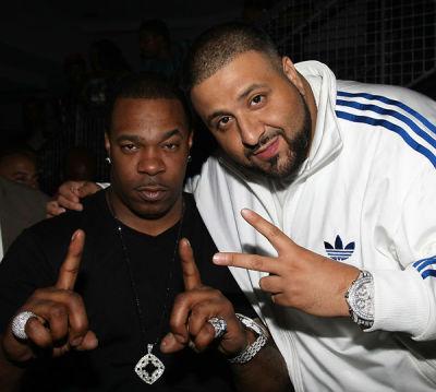 Busta Rhymes, DJ Khaled