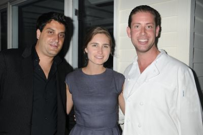 David Schulman, Lauren Bush, Seth Levine