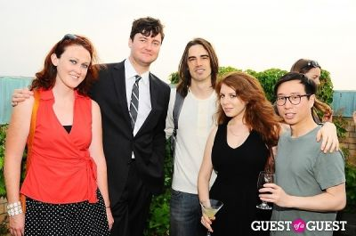 Justine McCarthy, Richard Blakeley, Nic Rad, Lindsey Kaplan, Paul Chang