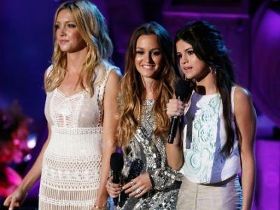 Katie Cassidy, Leighton Meester, Selena Gomez