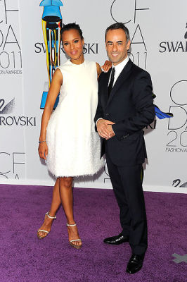 Kerry Washington, Francisco Costa