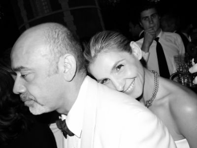 Christian Louboutin, Clotilde Courau
