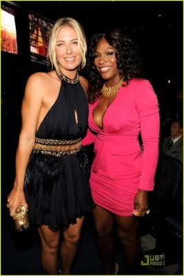 Maria Sharapova, Serena Williams