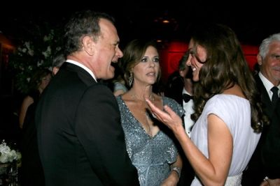 Tom Hanks, Rita Wilson, Kate Middleton