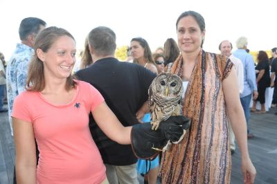 The Evelyn Alexander Wildlife Rescue Center's Summer Benefit In Southampton