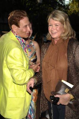 Dr. Luis Feder, Martha Stewart
