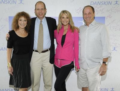 Jodie Wasserman, Robert Chaloner, Christie Brinkley, Neil Cole