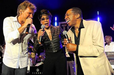 Jon Bon Jovi, Bettye LaVette, Ben E. King