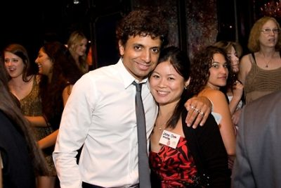 M. Night Shyamalan, Jenn Q. Chen
