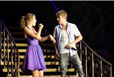 Taylor Swift, Justin Bieber
