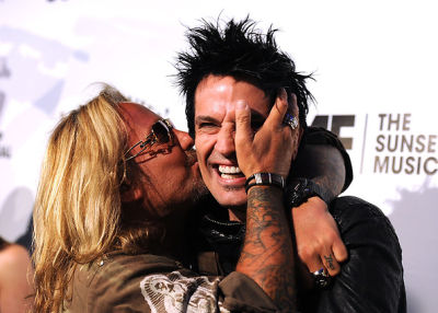 Vince Neil, Tommy Lee