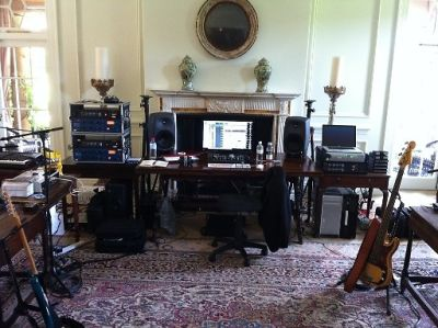Watch the Throne studio