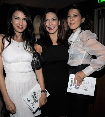Shiva Rose, Laura Harring, Marisa Tomei