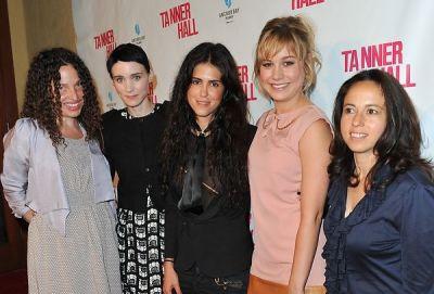 Tatiana von Furstenberg, Rooney Mara, Francesca Gregorini, Brie Larson, Julie Snyder