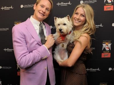 Carson Kressley, Julianne Hough