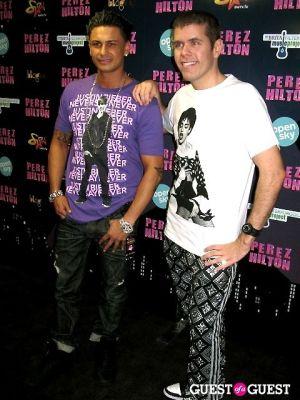 Pauly D, Perez Hilton