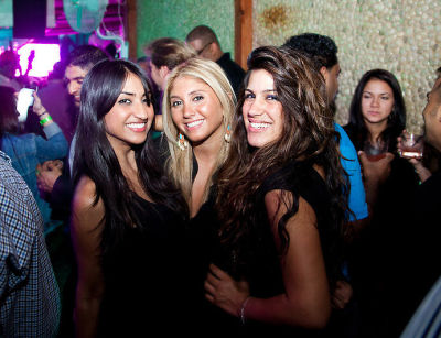 Smita Satiani, Lara Mounir and MoKi Media's Dannia Hakki