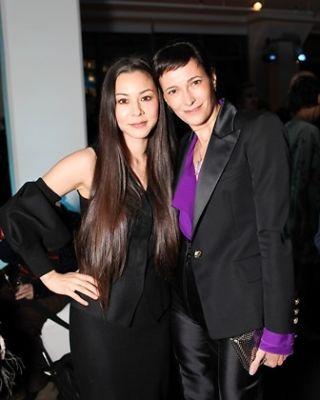 China Chow, Jeanne Greenberg Rohatyn
