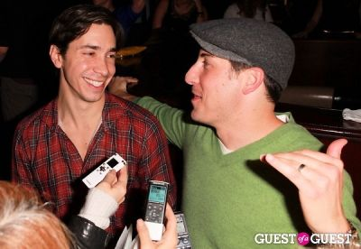 Justin Long, Jason Biggs